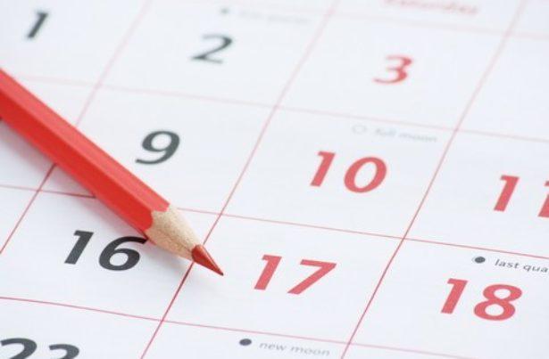 Nuovo Calendario Regionale